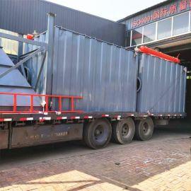 宜阳石料加工64-3除尘器脉冲袋式收尘箱集尘器