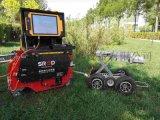 管道机器人    高清无线管道机器人