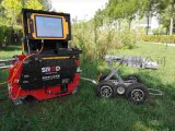 管道機器人    高清無線管道機器人