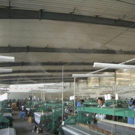 正岛纺织厂车间加湿机 纺织行业喷雾加湿器