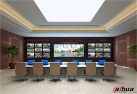潜江学校商超政府机构指挥中心LED拼接屏安装制作