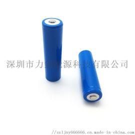 批发尖头18650锂电池 2000mAh高容量强光手电筒 挂脖风扇用锂电池