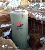地埋式一體化污水提升泵站設計要點