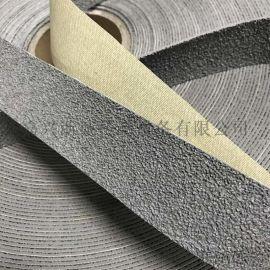 验布机用包辊带/糙面橡胶/糙面胶刺皮
