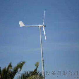 大型风力发电机运行稳定及风力发电机安装说明