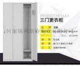 石家莊更衣櫃-鋼製十八門更衣櫃