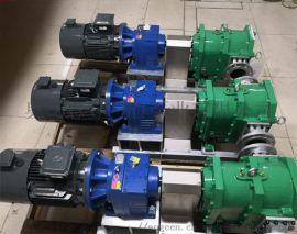 凸轮转子泵压力小该怎么处理