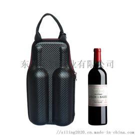 防摔莱卡布EVA热压包装内衬 酒瓶香水包装内衬