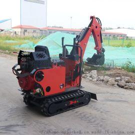 多功能履带迷你挖掘机 液压小型挖掘机