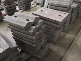新疆铬钼合金钢衬板 双金属复合衬板 江河耐磨材料