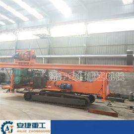 18米CFG樁灌漿鑽孔機 建築地基引孔打樁機