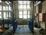肥西县仓库安装货梯货梯升降机导轨轿厢式货梯