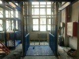肥西縣倉庫安裝貨梯貨梯升降機導軌轎廂式貨梯