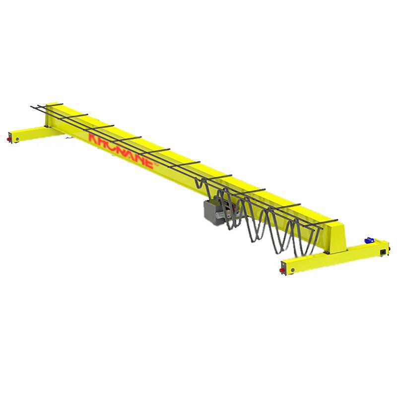 錕恆起重生產的LH型雙樑起重機 歐式葫蘆 單樑行車