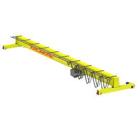 锟恒起重生产的LH型双梁起重机 欧式葫芦 单梁行车