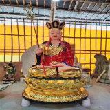 木雕地藏王菩萨定做 木雕观音菩萨厂家