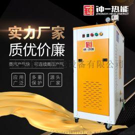 钟一6KW全自动蒸汽发生器