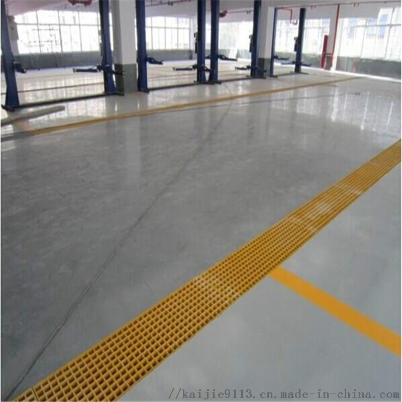 排水溝玻璃鋼格柵 水溝玻璃鋼蓋板