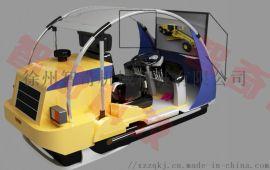 六**度平地机训练模拟器
