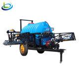 拖拉机配套新型喷杆大豆棉花果园牵引挂式喷药机