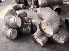 江河机械 陶瓷复合耐磨弯管 湖北耐磨管道