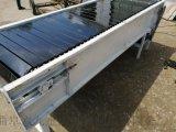 轻型食品传送带 爬坡铝合金输送机 六九重工运行平稳