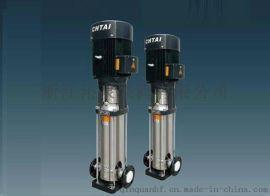 沁泉 CDL、CDLF轻型立式不锈钢多级泵