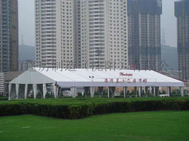 篷房租赁销售 铝合金活动篷房 户外临时建筑