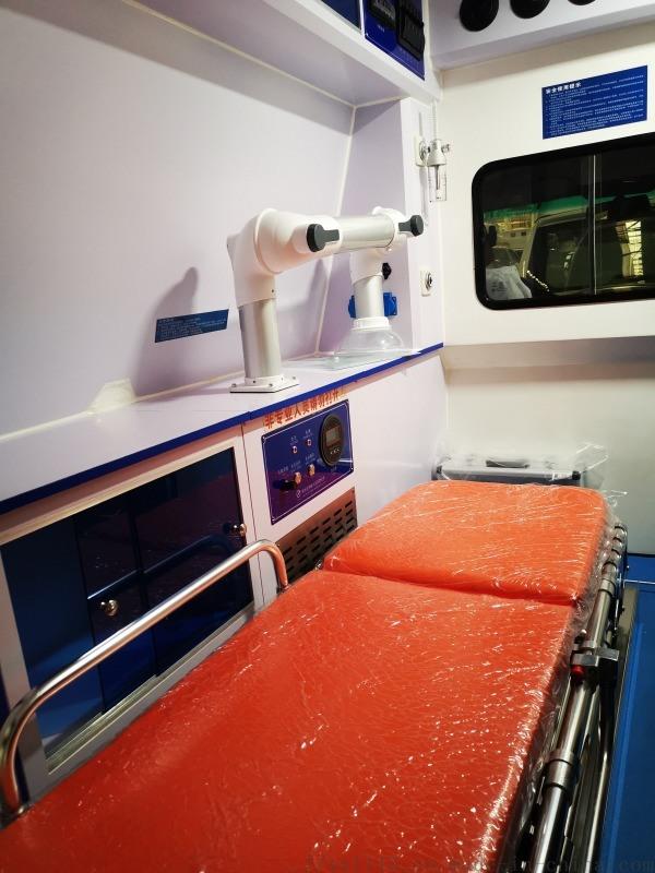 祥风救护车负压排风净化设备