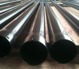 河北生产热浸塑钢管厂家现货销售轩驰牌热浸塑钢管