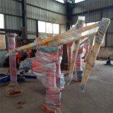 移動380V電動平衡吊800公斤車輪配件裝卸折臂吊