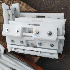 矿用输送机链条耐磨板高分子刮板定制厂家
