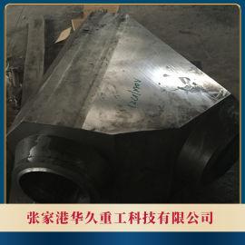 【热门产品】P91 斜三通锻件加工