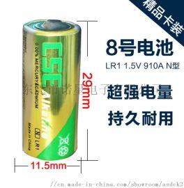 LR1电池8号N型碱性电池1.5V干电池配套电池