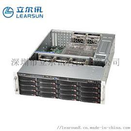 3U机架式服务器 超大容量存储高扩展存储服务器
