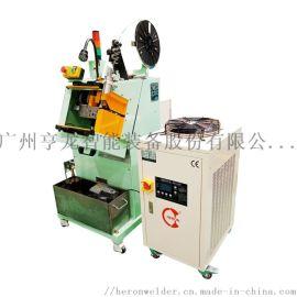 线束+C型套焊接专机