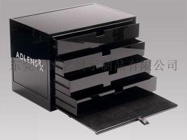 黑色亚克力首饰展示盒