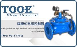 进口多功能电动控制阀 美国图尔TOOE电动控制阀