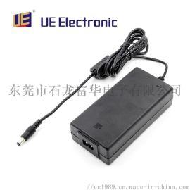 富华65W IP22医疗电源,多国插头电源适配器
