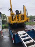 3-5吨履带型果蔬机械运输车挖掘机钻探机铝合金爬梯