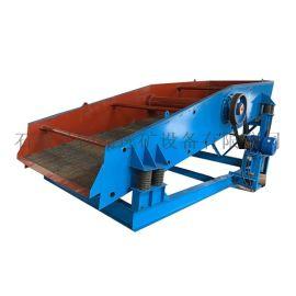 矿用振动筛选机 砂石料震动筛 单双层震动筛设备