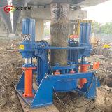 管樁起拔器液壓拔管機 拉森鋼起拔設備