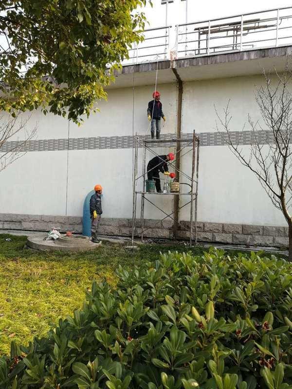 宜昌污水池止水帶堵漏 自來水水池堵漏公司