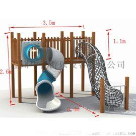 安徽戶外組合滑梯設備 大型不鏽鋼滑梯 廠家直銷