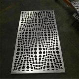 穿孔铝单板造型图案 中式冲孔铝单板背景墙