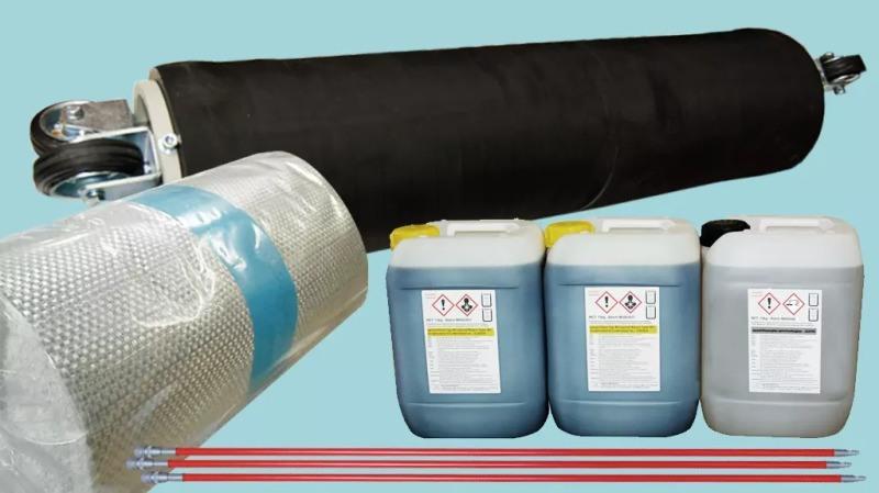 管道原位非開挖局部樹脂固化點狀修復材料【優質供應商】
