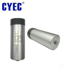圆型铝壳电容器CDC 150uF/2000V