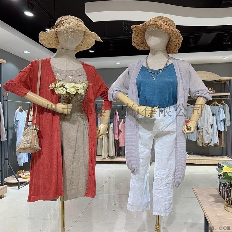 惠州  女装品牌/新款艾安琪20冬款走份