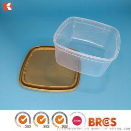 300g外 打包盒  耐高温一次性汤盒