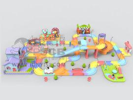 玩具产品设计智能轨道场景造型结构设计开发公司